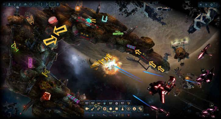 Скриншоты и обои DarkOrbit битва за станцию