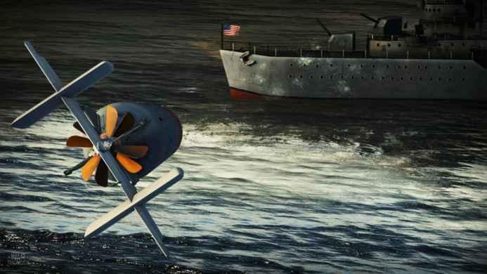Скриншоты и обои War Thunder атака на корабль