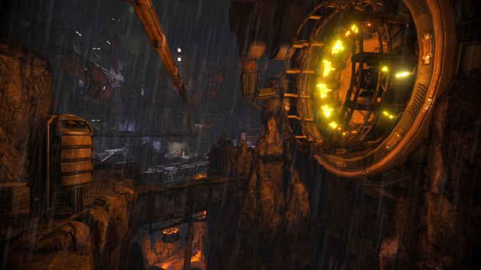 Скриншоты и обои WarFrame подземные локации