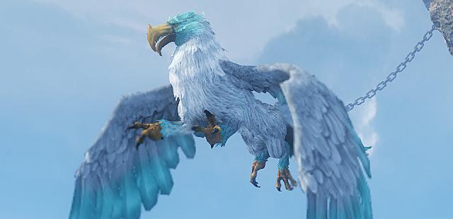 Icarus Белый Грифон Море Хаканаса