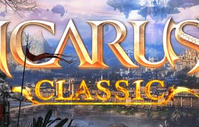Игра Icarus Classic отличия и особенности
