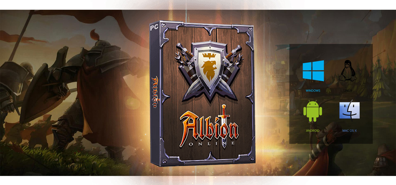 Игра Albion online