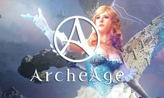 Клиентская игра ArcheAge