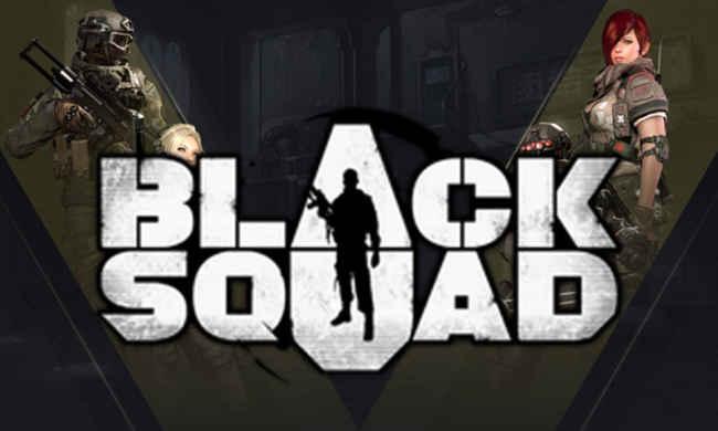 Black Squad онлайн шутер