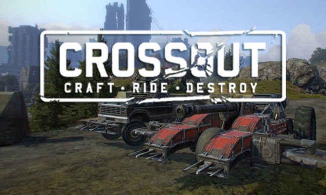 Клиентская игра Crossout