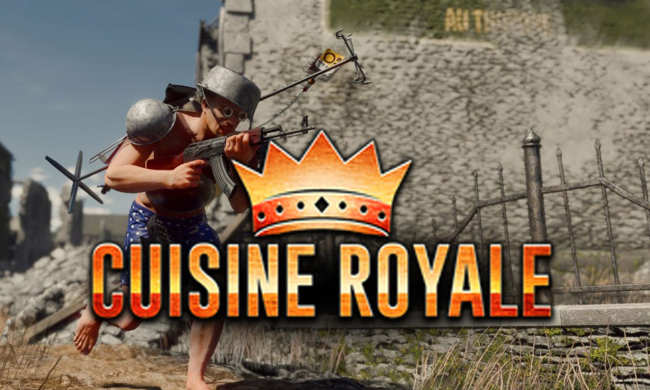 Клиентская игра Cuisine Royale