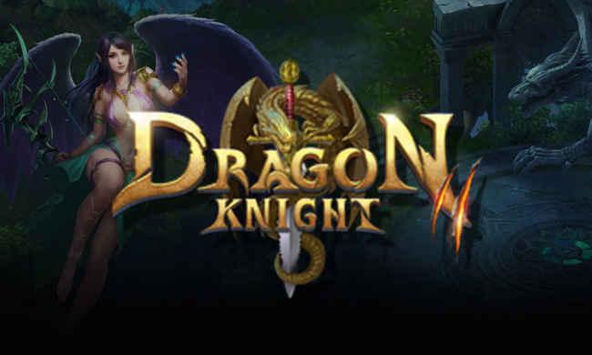 Браузерная онлайн игра Dragon Knight 2