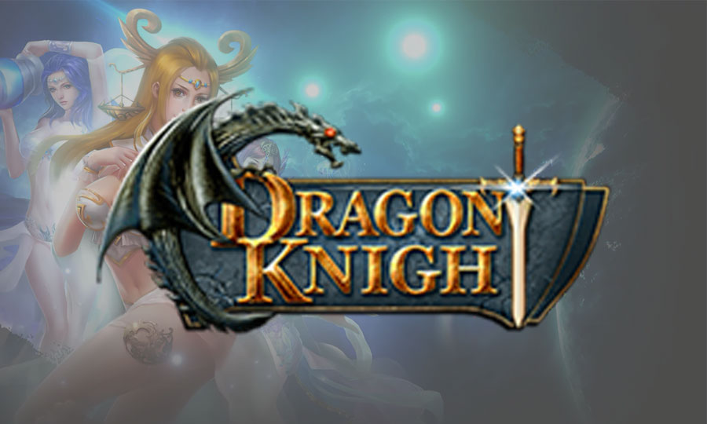 Браузерная онлайн игра Dragon Knight