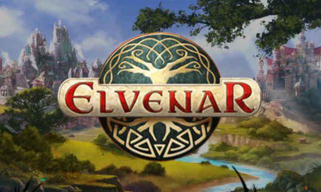Браузерная онлайн игра Elvenar