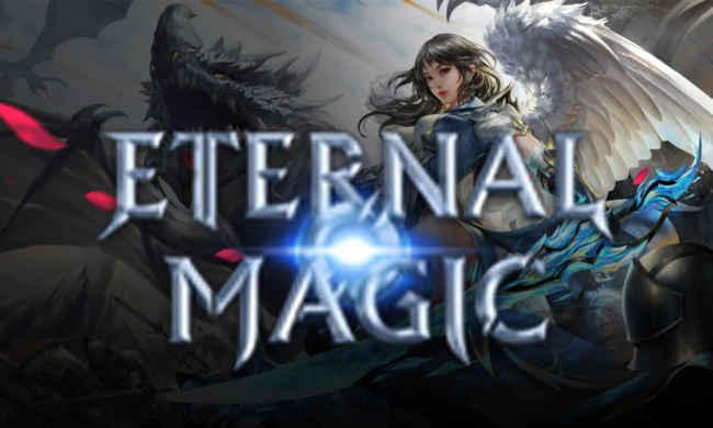 Онлайн игра Eternal Magic