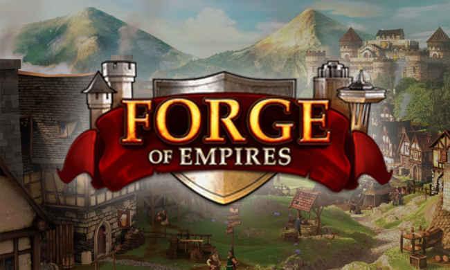 Браузерная онлайн игра Forge of Empires
