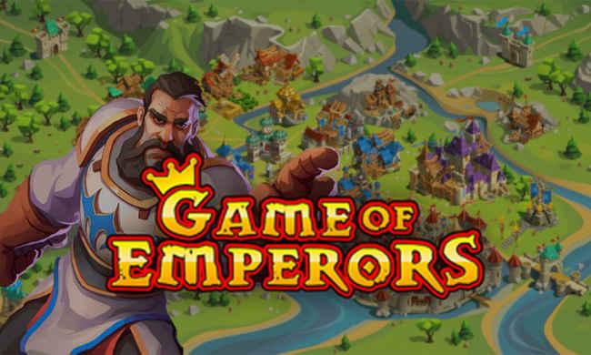 Браузерная онлайн игра Game of Emperors