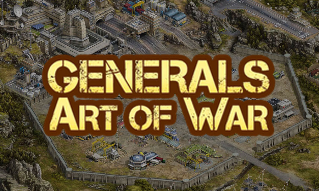 Браузерная онлайн игра Generals: Art of War