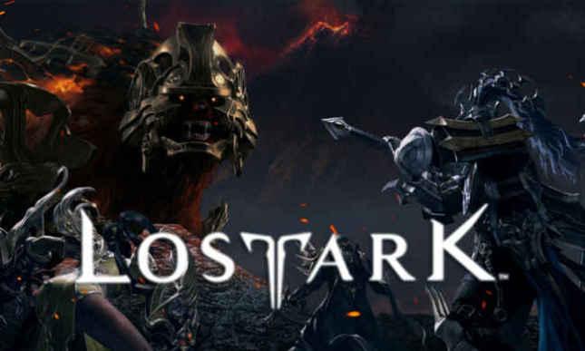 Lost Ark MMO RPG