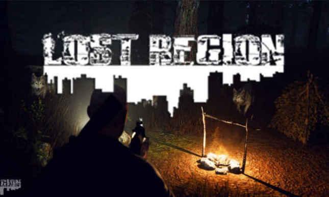 Клиентская онлайн игра Lost Region
