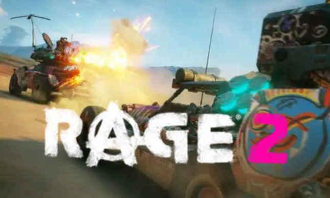 Онлайн игра Rage 2