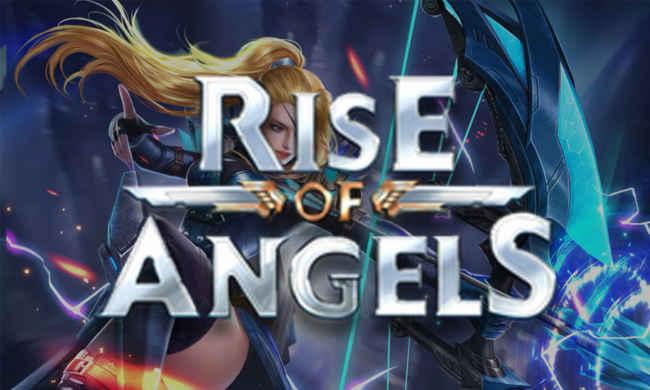 Браузерная онлайн игра Rise of Angels