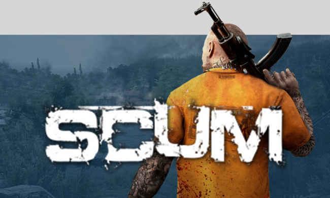 Клиентская игра SCUM
