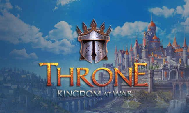 Браузерная онлайн игра Throne: Kingdom at War