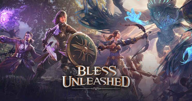 Bless Unleashed игра в жанре ММОРПГ